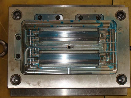 injection mold made by a chinese mold factory